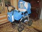 Скачать фото Детские коляски Коляска трансформер 34044131 в Пензе