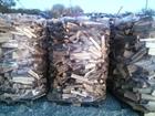 Фото в Строительство и ремонт Разное Дрова дубовые от 1400 рублей за 1 куб.   в Пензе 800