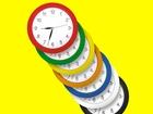 Просмотреть фото  Часы офисные 37208710 в Пензе