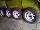 Скачать бесплатно фотографию Шины Продам шины на дисках 37557448 в Пензе