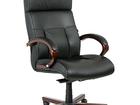 Свежее изображение Офисная мебель Кресло для руководителя В-421 38417250 в Пензе