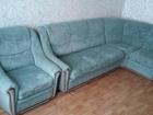Просмотреть фото Мягкая мебель Продаю угловой диван и кресло-кровать 39799157 в Пензе