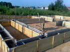 Смотреть фотографию  Строительство ленточного фундамента под дом в Пензе 69033564 в Пензе