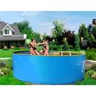 Бортовой каркасный бассейн ньяса 3, 4х1, 25 м