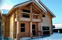Строим дом деревянный из кировского бревна и бруса в Пензе
