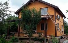 Бригада построит каркасный дом, дачу в Пензе