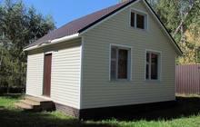 Строительные работы на даче: домики, пристройки в Пензе