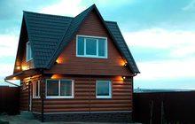 Жилые эконом класса каркасные дома строим в Пензе