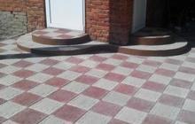 Плитка тротуарная для дачи