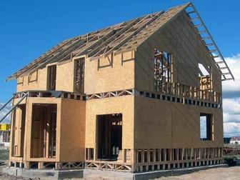 Новое фото  Построим коробку каркасного дома в Пензе 34040830 в Пензе