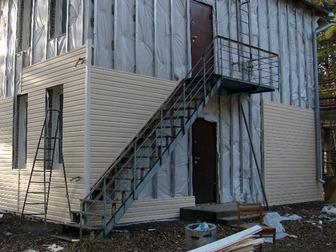 Просмотреть фотографию  Специалисты монтажа сайдинга и утепления стен в Пензе 34118125 в Пензе