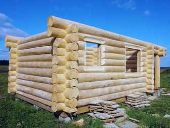 Смотреть изображение  Строить бани и срубы в Пензе умеем мы, дома, коттеджи, дачи 34245731 в Пензе