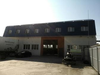 Увидеть фотографию Коммерческая недвижимость Сдаю офисно-складской комплекс, с бетон, площадкой Егорова 3 66600363 в Пензе