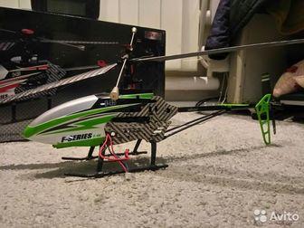 Радиоуправляемый вертолет с классической схемой винтов MJX F45 оснащен 4-х канальным управлением, аппаратурой 2, 4GHz,  Длина составляет 70 сантиметров,  Модель в Пензе
