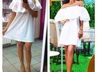 Фото в Одежда и обувь, аксессуары Женская одежда Продам платье новое. Цвет белый. Размер М в Перми 500