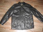 Увидеть фотографию Мужская одежда Кожанная куртка 34392234 в Перми