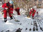 Изображение в   Уборка снега с крыш - сезонная услуга, которую в Перми 25