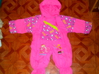 Изображение в Для детей Детская одежда Продам комбинезон для девочки весна-осень в Перми 500