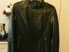 Уникальное изображение Женская одежда Куртка из натуральной кожи Англия 37179473 в Перми