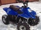 Изображение в Авто Квадроциклы Модель: аналог Grizzly 110cc  Класс: Утилитарные в Перми 41500