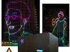 Новое изображение  Оборудование для лазерной рекламы, лазерный проектор для рекламы 39250163 в Перми
