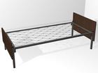 Просмотреть изображение Мебель для спальни Кровати металлические по доступной цене, трехъярусные кровати 74680545 в Перми