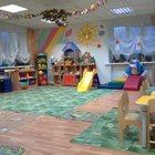Частный детский сад Любимые дети в м/р Парковый принимает детей с 1, 2 лет