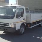 Грузоперевозки по Перми и Пермскому краю Mitsubishi Fuso Canter 5 тн