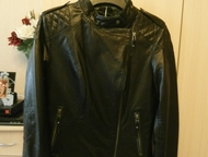 Куртка из натуральной кожи Англия Куртка из натуральной кожи фирма Clements ribe