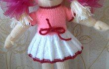 Вязанные куклы на заказ