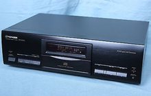 Compact Disc Player Pioneer PD-S 705