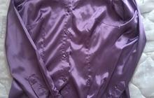 Блузка женская, классика, новая