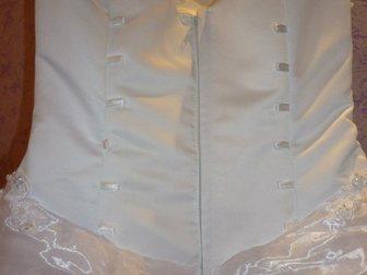 Скачать бесплатно фото Свадебные платья Продам белоснежное свадебное платье 33373563 в Перми