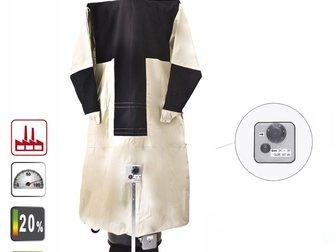 Свежее фото Стиральные машины Гладильный манекен для халатов Eolo SA-13 34524620 в Перми