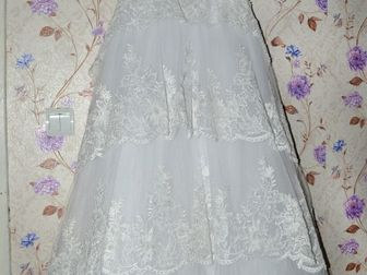 Увидеть фото Свадебные платья Свадебное платье 37312181 в Перми