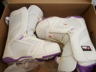Смотреть foto  женские ботинки для сноуборда 38308255 в Перми