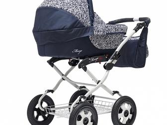 Просмотреть изображение  Детская коляска Тедди Мириж 2 в 1 39015388 в Перми