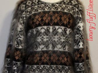 Просмотреть фото Женская одежда Изделия из козьего пуха, Теплые вязаные вещи, 39671792 в Перми