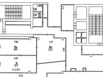 Смотреть фотографию Коммерческая недвижимость Продам офисное помещение на 3 этаже бизнес центра 46698524 в Перми