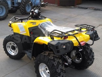 Смотреть фотографию Квадроциклы Квадроцикл Linhai-Yamaha D300 4X4 48322881 в Перми