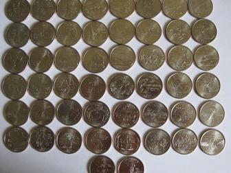 Скачать foto Коллекционирование Штаты и территории США, Полный набор всех 56 монет в альбоме 51465782 в Перми