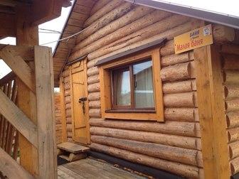 Скачать изображение  Русские бани У Чапая, на дровах, с беседками, мангалом, вместимость от 2 чел до 20 чел, 68193969 в Перми