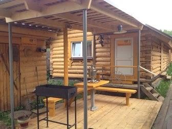 Просмотреть фотографию  Русские бани У Чапая, на дровах, с беседками, мангалом, вместимость от 2 чел до 20 чел, 68193969 в Перми