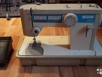 Продам швейная машина требуется настройка в Перми