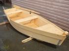 Фото в   Продам лодку новую деревянную на весельном в Нижнем Тагиле 16000