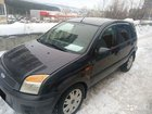 Ford Fusion 1.6МТ, 2008, 125000км