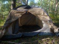 палатка для рыбалки Продам палатку 4х местную, ни разу не использовалась, в отли