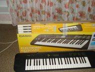 синтезатор Cassio CTK 240 продам синтезатор Cassio CTK 240, в отличном состоянии
