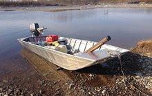 Алюминиевая лодка плоскодонка, Изготовление