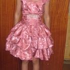 платье праздничное,для бала